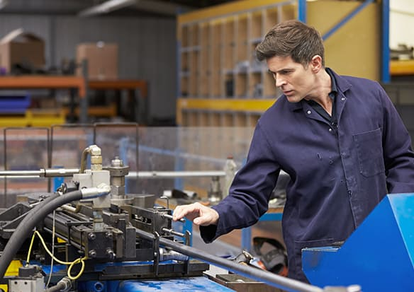 technicien de système hydraulique