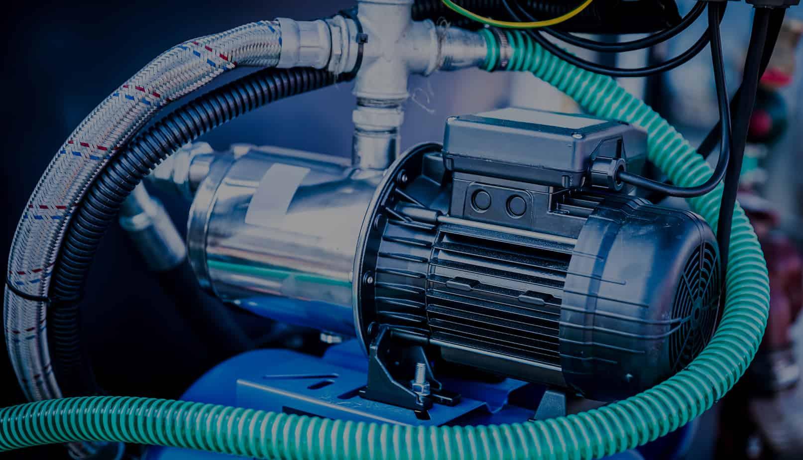 moteur de système hydraulique